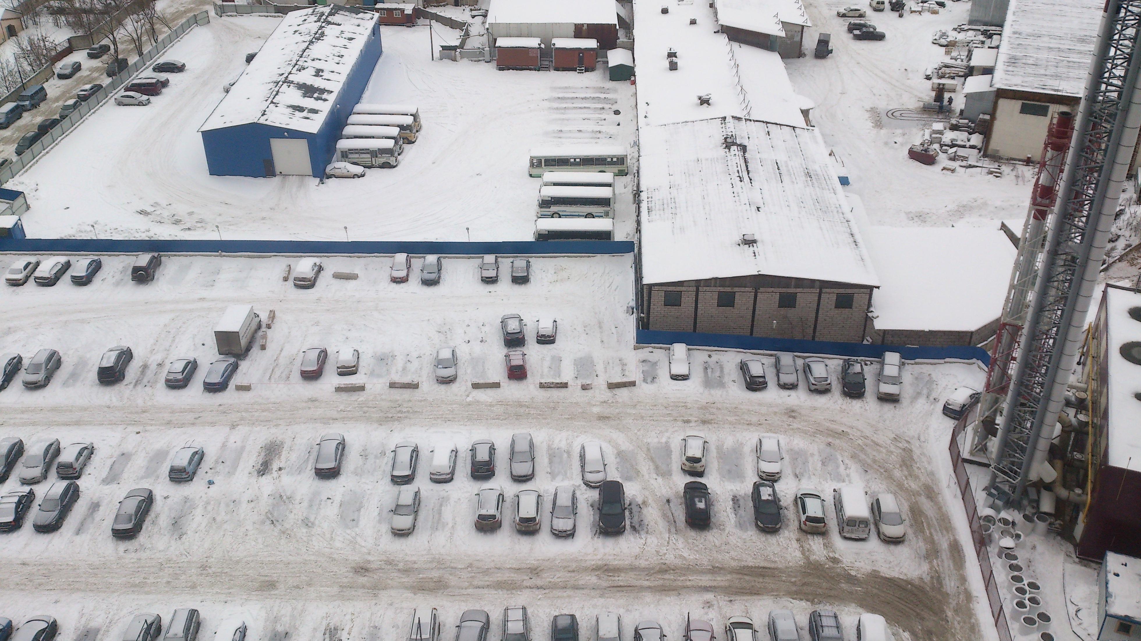 Парковка для наших авто