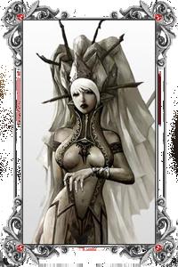 Эльфы - утончённые и одни из красивейших существ Сайрона. Делятся на три семьи: Светлую - живущую на поверхности в бескрайних лесах Эларии, Тёмную - куда более опасную предпочитающую селиться в пещерах, и Серую - сильно похожую на людей, а потому решивших жить среди последних.