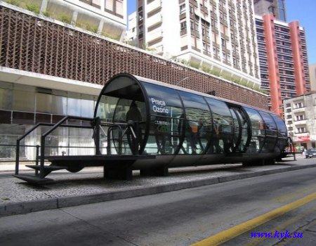 Дизайн общественного транспорта MqViy
