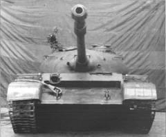 «Объект 141» - опытный средний танк 14TPR