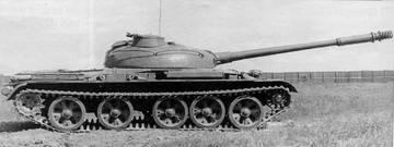 «Объект 142» - опытный средний танк 3I1mO