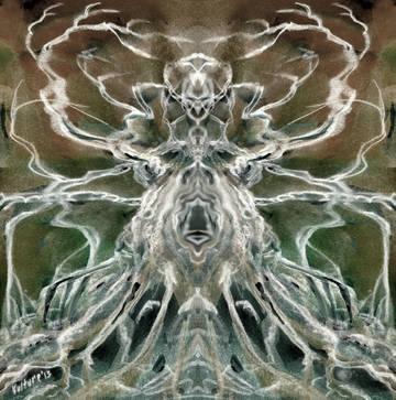 Арт-Прозрение. Образ Арахны, арахноиды (ое) солнце