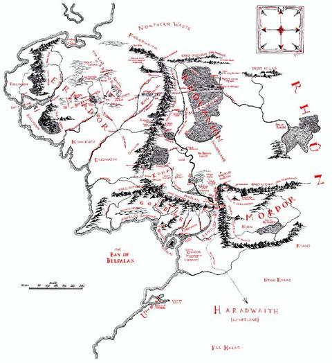 Д.Р.Р. Толкин. Легендариум: книги и фильмы / JRR Tolkien. Legendarium