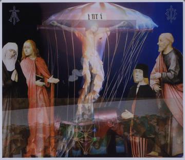 Арт-Прозрение. Бог(иня)-Медуза. Глаз в треугольнике
