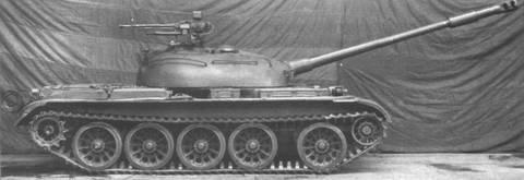 «Объект 141» - опытный средний танк Jf1AH