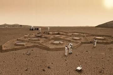 """Описание станции """"Mars-2"""" (США) UqHNE"""