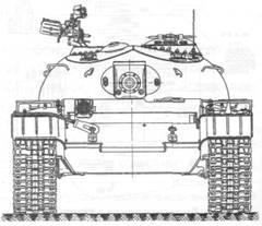 «Объект 141» - опытный средний танк WxQPr