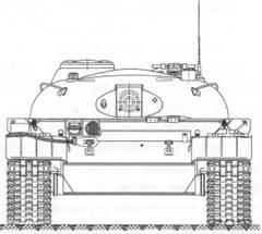 «Объект 142» - опытный средний танк YsH0L