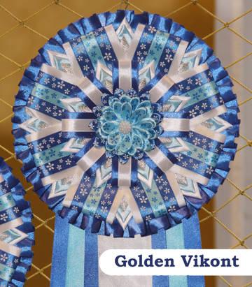 Наградные розетки на заказ от Golden Vikont EqaoX
