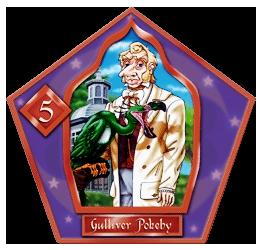#5 Гулливер Поукби