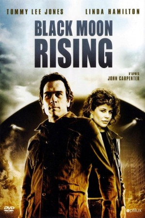 ������ ������� ���� / Black Moon Rising (1986) BDRip 720p | DVO | AVO