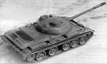 «Объект 142» - опытный средний танк NP1fm