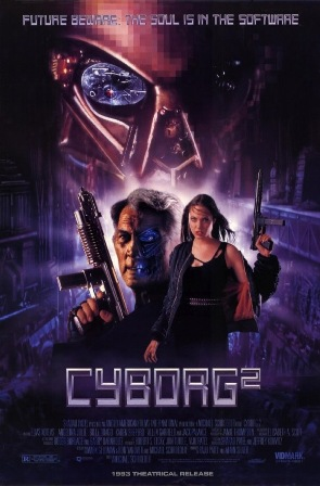������ 2: ���������� ���� / Cyborg 2: Glass Shadow (1993) WEB-DL 720p | MVO