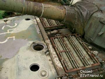 «Объект 219А» - основной боевой танк (опытный) Rv7Xm