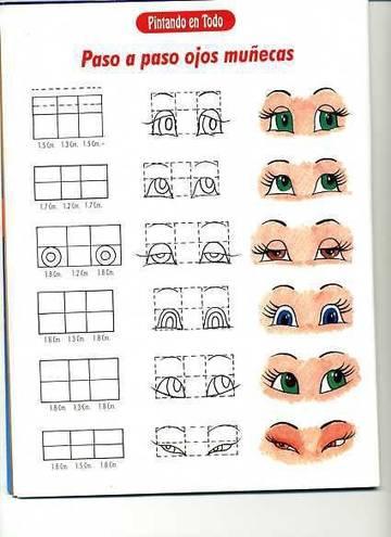 «Эти глаза напротив» некоторые хитрости при оформлении глаз из мастики (мини-мастер-классы)