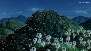 работы Хаяо Миядзаки/Miyazaki - студия Гибли/Ghibli (анимэ, Тоторо)
