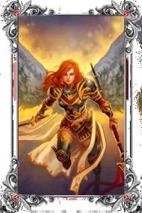 Спарды - раса совместившая магию и технологии. Обитают на собственном и единственном летающем острове, за наличие крыльев с перьями, люди прозвали их ангелами.