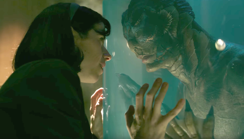 «Форма воды» The Shape of Water